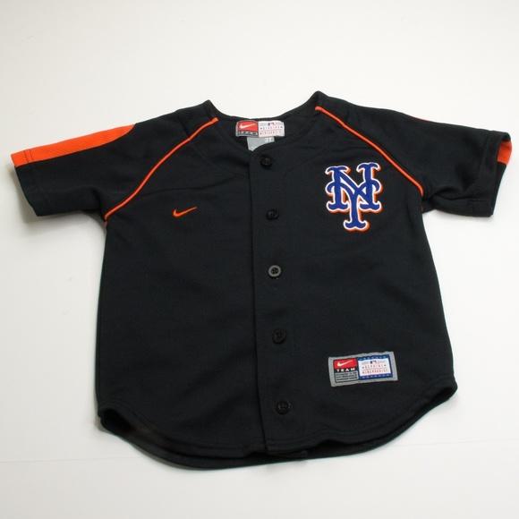 huge discount e0db1 0db0d Nike MLB NY Mets Santana kids Jersey